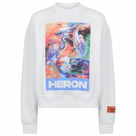 Heron Preston Multi Coloured Crew Neck Sweater