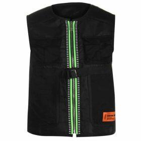 Heron Preston Utility Vest