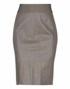 PIERANTONIO GASPARI SKIRTS Knee length skirts Women on YOOX.COM