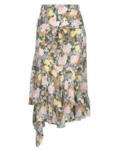 ROKH SKIRTS 3/4 length skirts Women on YOOX.COM