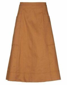 CEDRIC CHARLIER SKIRTS 3/4 length skirts Women on YOOX.COM