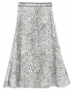 McQ Alexander McQueen SKIRTS 3/4 length skirts Women on YOOX.COM