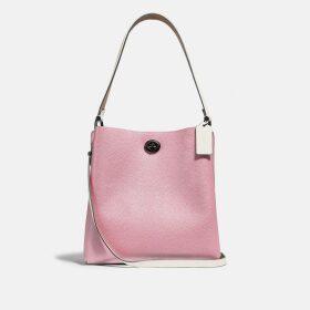 Coach Charlie Bucket Bag In Colorblock