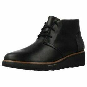 Clarks  SHARON HOP  women's Mid Boots in Black