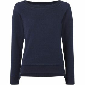 Ugg Morgan fleece knit lounge sweatshirt