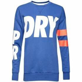 Superdry Sian Super Crew Neck Sweatshirt