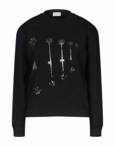 SAINT LAURENT TOPWEAR Sweatshirts Women on YOOX.COM