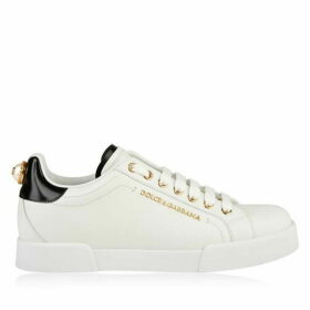 Dolce and Gabbana Portofino Low Trainers