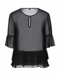 LUCKYLU  Milano SHIRTS Blouses Women on YOOX.COM