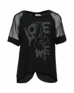 MET JEANS TOPWEAR T-shirts Women on YOOX.COM