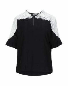 SANDRO SHIRTS Blouses Women on YOOX.COM