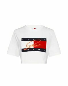 TOMMY x LEWIS TOPWEAR T-shirts Women on YOOX.COM