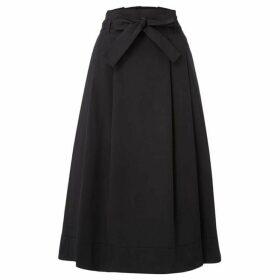 Emme Cervino a line skirt - Midnight Blue