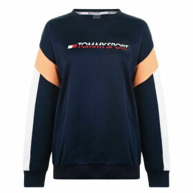Tommy Sport Tommy Sport Jumper - Sport Navy