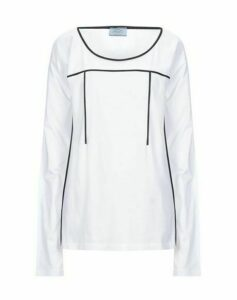 PRADA TOPWEAR T-shirts Women on YOOX.COM