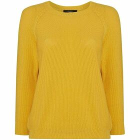 Max Mara Weekend Fiorigi cew necj - Yellow