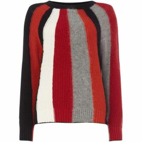 Marella Jerzun multi stripe sweater - Multi-Coloured