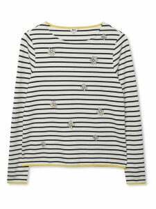 Women's Laides Khost Clothing long sleeve stripe top