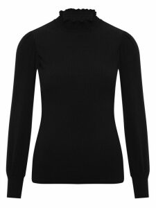 Women's Ladies long sleeve high neck top