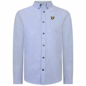 Lyle and Scott Shirt - Blue