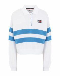 TOMMY JEANS TOPWEAR Polo shirts Women on YOOX.COM