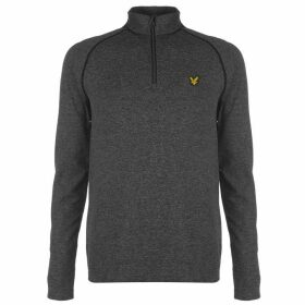 Lyle and Scott Men's Midlayer Pullover - Black