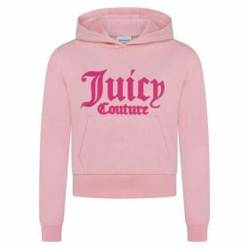 Juicy Couture JC Pastel Hoodie JnG02 - Strawberry crm