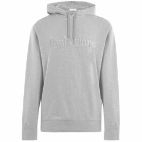 Timberland Timberland Exeter River Hoodie - Mid Grey Hthr