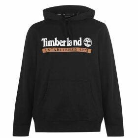 Timberland Est 1973 Hoodie - Black Wheat