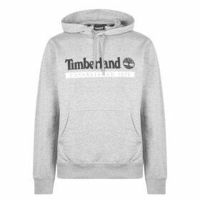 Timberland Est 1973 Hoodie - Mid Grey Hthr