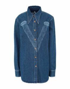 VIVIENNE WESTWOOD ANGLOMANIA SHIRTS Shirts Women on YOOX.COM