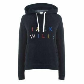 Jack Wills Glendale Hoodie - Black