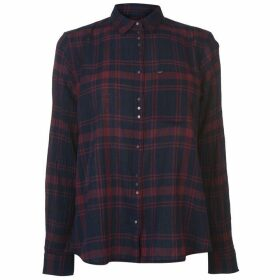 Lee Jeans Lee One Pocket Shirt Womens - NAVY