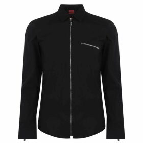HUGO Elmeros Shirt - Black 001