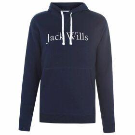 Jack Wills Batsford Heritage Hoodie - Navy