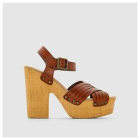 Cohen Wedge Platform Sandals