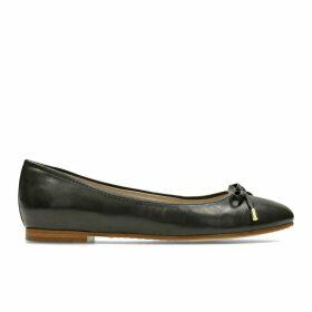 Grace Lily Leather Ballet Pumps