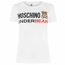 Moschino Underbear Short Sleeved T Shirt