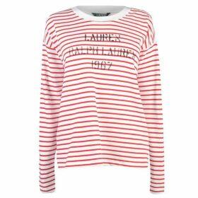 Lauren by Ralph Lauren Kylene Long Sleeve T Shirt