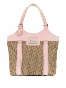 Christian Dior pre-owned Street Chic tote - Brown