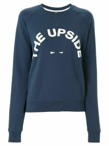 The Upside Bondi crew neck sweater - Blue