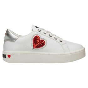 Love Moschino Cross Chainer Sneakers