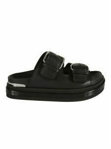 Alexander McQueen Double-strap Sandals