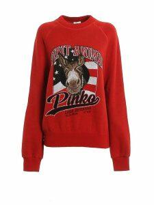 Pinko Citrine Knitwear