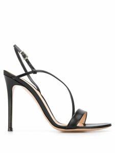 Gianvito Rossi Manhattan sandals - Black