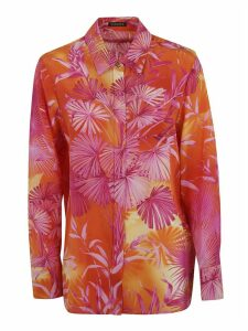 Versace Tropical Print Shirt