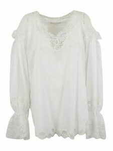 Ermanno Scervino Laced All-over Blouse