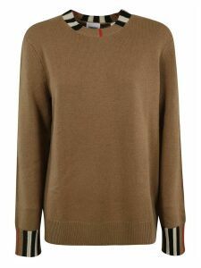 Burberry Ribbed Knit Sweater