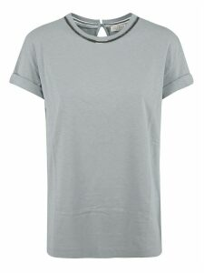 Brunello Cucinelli Round Neck T-shirt
