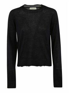 Bottega Veneta Core Ribbed Sweatshirt